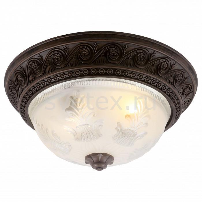 Фото Накладной светильник Arte Lamp Piatti A8006PL-2CK