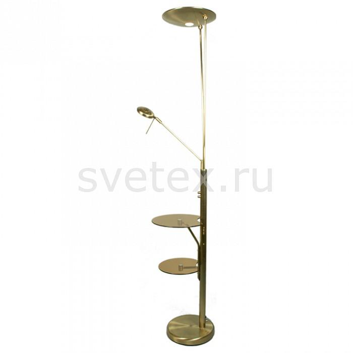 Фото Стол журнальный с торшером и с подсветкой Тандем CL801003F