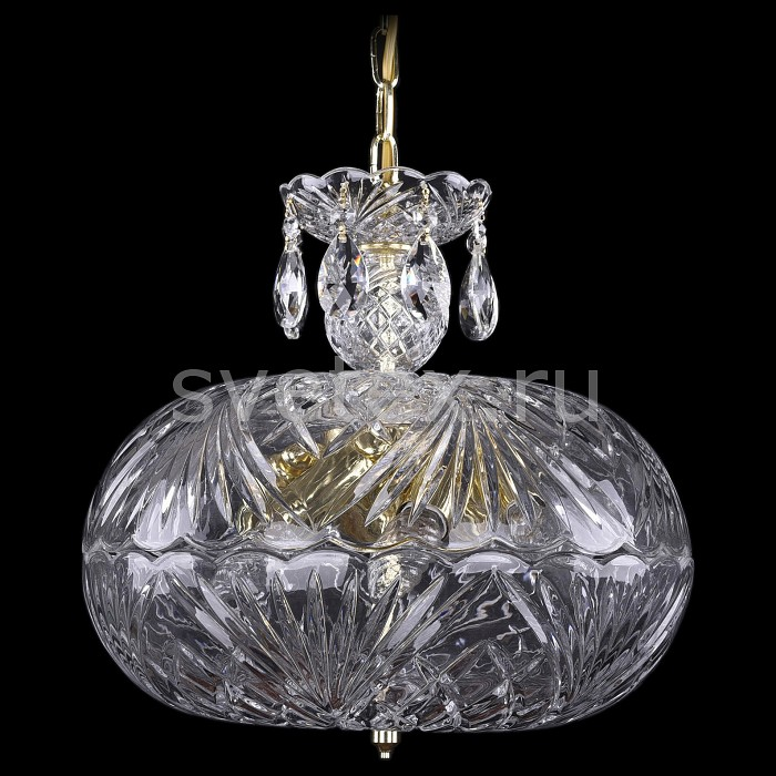 Подвесной светильник Bohemia Ivele CrystalСветодиодные<br>Артикул - BI_7712_35_G,Бренд - Bohemia Ivele Crystal (Чехия),Коллекция - 7712,Гарантия, месяцы - 24,Высота, мм - 330,Диаметр, мм - 350,Размер упаковки, мм - 380x380x320,Тип лампы - компактная люминесцентная [КЛЛ] ИЛИнакаливания ИЛИсветодиодная [LED],Общее кол-во ламп - 6,Напряжение питания лампы, В - 220,Максимальная мощность лампы, Вт - 40,Лампы в комплекте - отсутствуют,Цвет плафонов и подвесок - неокрашенный,Тип поверхности плафонов - прозрачный, рельефный,Материал плафонов и подвесок - стекло, хрусталь,Цвет арматуры - золото, неокрашенный,Тип поверхности арматуры - глянцевый, прозрачный, рельефный,Материал арматуры - металл, стекло,Количество плафонов - 1,Возможность подлючения диммера - можно, если установить лампу накаливания,Тип цоколя лампы - E14,Класс электробезопасности - I,Общая мощность, Вт - 240,Степень пылевлагозащиты, IP - 20,Диапазон рабочих температур - комнатная температура,Дополнительные параметры - способ крепления светильника к потолку - на крюке, указана высота светильника без подвеса<br>