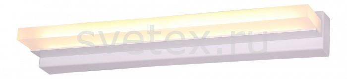 Накладной светильник ST-LuceСветодиодные<br>Артикул - SL589.111.01,Бренд - ST-Luce (Китай),Коллекция - Local,Гарантия, месяцы - 24,Ширина, мм - 525,Высота, мм - 45,Выступ, мм - 90,Размер упаковки, мм - 620x550x295,Тип лампы - светодиодная [LED],Общее кол-во ламп - 1,Максимальная мощность лампы, Вт - 18,Цвет лампы - белый,Лампы в комплекте - светодиодная [LED],Цвет плафонов и подвесок - белый,Тип поверхности плафонов - матовый,Материал плафонов и подвесок - акрил,Цвет арматуры - белый,Тип поверхности арматуры - матовый,Материал арматуры - металл,Количество плафонов - 1,Возможность подлючения диммера - нельзя,Цветовая температура, K - 4000 K,Экономичнее лампы накаливания - в 10 раз,Класс электробезопасности - I,Напряжение питания, В - 220,Степень пылевлагозащиты, IP - 20,Диапазон рабочих температур - комнатная температура,Дополнительные параметры - способ крепления светильника на стене – на монтажной пластине, светильник предназначен для использования со скрытой проводкой<br>
