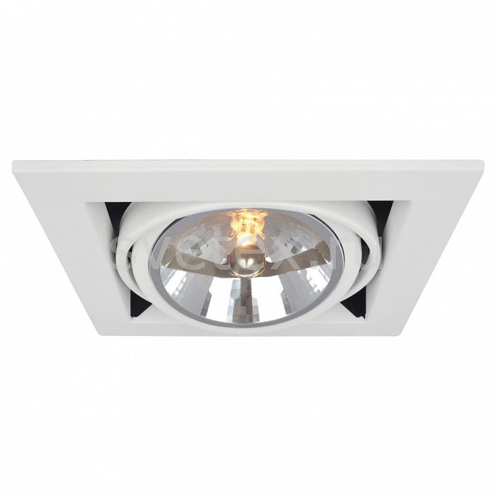 Встраиваемый светильник Arte LampКарданные светильники<br>Артикул - AR_A5935PL-1WH,Бренд - Arte Lamp (Италия),Коллекция - Cardani,Гарантия, месяцы - 24,Длина, мм - 200,Ширина, мм - 200,Глубина, мм - 140,Размер врезного отверстия, мм - 160x160,Тип лампы - галогеновая,Общее кол-во ламп - 1,Напряжение питания лампы, В - 220,Максимальная мощность лампы, Вт - 50,Цвет лампы - белый теплый,Лампы в комплекте - галогеновая G5.3,Цвет арматуры - белый,Тип поверхности арматуры - матовый,Материал арматуры - металл,Компоненты, входящие в комплект - рефлектор,Форма и тип колбы - пальчиковая,Тип цоколя лампы - G5.3,Цветовая температура, K - 2800 - 3200 K,Экономичнее лампы накаливания - на 50%,Класс электробезопасности - I,Степень пылевлагозащиты, IP - 20,Диапазон рабочих температур - комнатная температура,Дополнительные параметры - поворотный светильник<br>