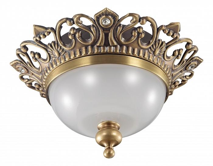 Фото Встраиваемый светильник Novotech Baroque 369980