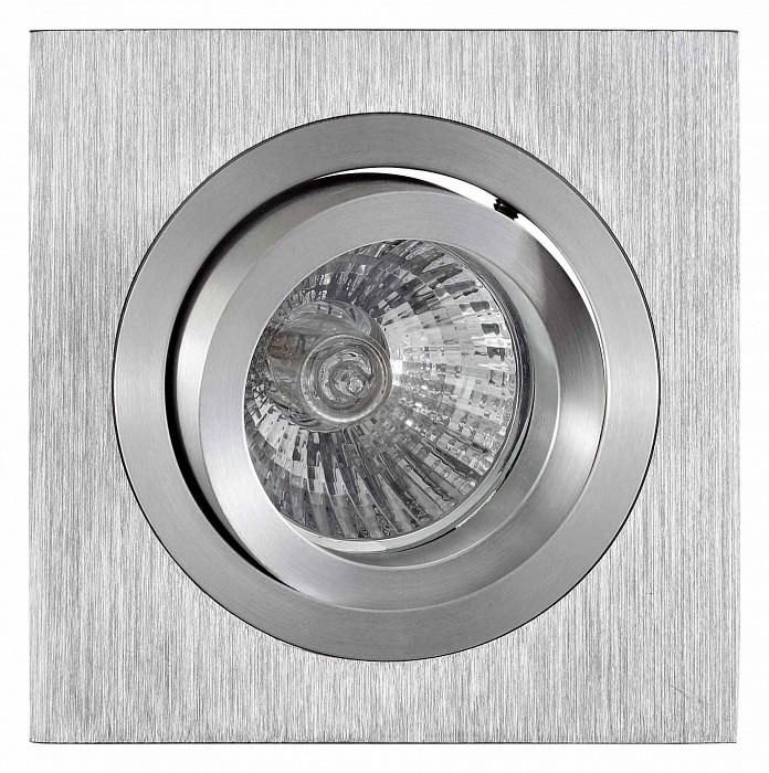 Встраиваемый светильник MantraСветильники для натяжных потолков<br>Артикул - MN_C0006,Бренд - Mantra (Испания),Коллекция - Basico,Гарантия, месяцы - 24,Длина, мм - 92,Ширина, мм - 92,Глубина, мм - 24,Размер врезного отверстия, мм - 80,Тип лампы - галогеновая ИЛИсветодиодная [LED],Общее кол-во ламп - 1,Напряжение питания лампы, В - 220,Максимальная мощность лампы, Вт - 50,Лампы в комплекте - отсутствуют,Цвет арматуры - алюминий,Тип поверхности арматуры - матовый,Материал арматуры - дюралюминий,Возможность подлючения диммера - можно, если установить галогеновую лампу,Форма и тип колбы - полусферическая с рефлектором,Тип цоколя лампы - GU10,Класс электробезопасности - II,Степень пылевлагозащиты, IP - 20,Диапазон рабочих температур - комнатная температура<br>