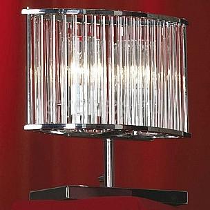 Настольная лампа LussoleДЕКОРАТИВНЫЕ<br>Артикул - LSC-3304-02,Бренд - Lussole (Италия),Коллекция - Nardo,Гарантия, месяцы - 24,Время изготовления, дней - 1,Ширина, мм - 120,Высота, мм - 300,Выступ, мм - 300,Тип лампы - компактная люминесцентная [КЛЛ] ИЛИнакаливания ИЛИсветодиодная [LED],Общее кол-во ламп - 2,Напряжение питания лампы, В - 220,Максимальная мощность лампы, Вт - 40,Лампы в комплекте - отсутствуют,Цвет плафонов и подвесок - неокрашенный,Тип поверхности плафонов - прозрачный,Материал плафонов и подвесок - хрусталь,Цвет арматуры - хром,Тип поверхности арматуры - глянцевый,Материал арматуры - металл,Количество плафонов - 1,Компоненты, входящие в комплект - провод электропитания с вилкой без заземления,Тип цоколя лампы - E14,Класс электробезопасности - II,Общая мощность, Вт - 80,Степень пылевлагозащиты, IP - 20,Диапазон рабочих температур - комнатная температура<br>