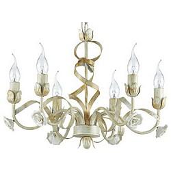 Подвесная люстра Lumion5 или 6 ламп<br>Артикул - LMN_3103_6,Бренд - Lumion (Италия),Коллекция - Soletta,Гарантия, месяцы - 24,Высота, мм - 700,Диаметр, мм - 480,Размер упаковки, мм - 140x420x390,Тип лампы - компактная люминесцентная [КЛЛ] ИЛИнакаливания ИЛИсветодиодная [LED],Общее кол-во ламп - 5,Напряжение питания лампы, В - 220,Максимальная мощность лампы, Вт - 60,Лампы в комплекте - отсутствуют,Цвет арматуры - белый, белый с золотой патиной,Тип поверхности арматуры - матовый,Материал арматуры - керамика, металл,Возможность подлючения диммера - можно, если установить лампу накаливания,Форма и тип колбы - свеча ИЛИ свеча на ветру,Тип цоколя лампы - E14,Класс электробезопасности - I,Общая мощность, Вт - 300,Степень пылевлагозащиты, IP - 20,Диапазон рабочих температур - комнатная температура,Дополнительные параметры - способ крепления к потолку - на крюке, регулируется по высоте<br>