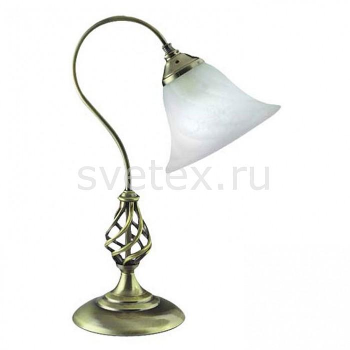 Фото Настольная лампа Arte Lamp E14 220В 60Вт Cameroon A4581LT-1AB