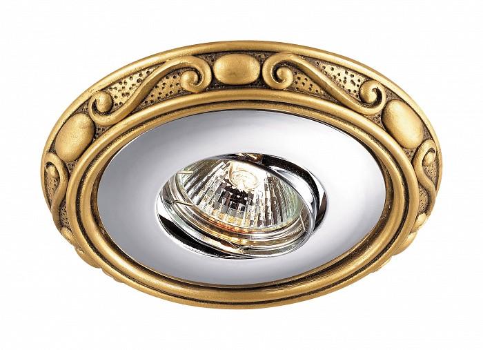 Фото Встраиваемый светильник Novotech Ceramic 369729