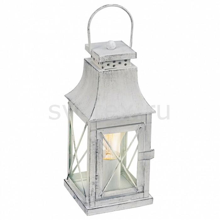 Фото Настольная лампа Eglo E27 220В 60Вт Lisburn 49294