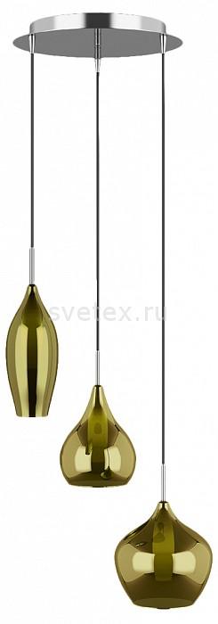 Подвесной светильник LightstarБарные<br>Артикул - LS_803058,Бренд - Lightstar (Италия),Коллекция - Pentola,Гарантия, месяцы - 24,Высота, мм - 400-1500,Диаметр, мм - 400,Тип лампы - галогеновая ИЛИсветодиодная [LED],Общее кол-во ламп - 3,Напряжение питания лампы, В - 220,Максимальная мощность лампы, Вт - 25,Лампы в комплекте - отсутствуют,Цвет плафонов и подвесок - оливковый,Тип поверхности плафонов - прозрачный,Материал плафонов и подвесок - стекло,Цвет арматуры - хром,Тип поверхности арматуры - глянцевый,Материал арматуры - металл,Количество плафонов - 3,Возможность подлючения диммера - можно, если установить галогеновую лампу,Форма и тип колбы - пальчиковая,Тип цоколя лампы - G9,Класс электробезопасности - I,Общая мощность, Вт - 75,Степень пылевлагозащиты, IP - 20,Диапазон рабочих температур - комнатная температура,Дополнительные параметры - способ крепления к потолку - на монтажной пластине, регулируется по высоте<br>