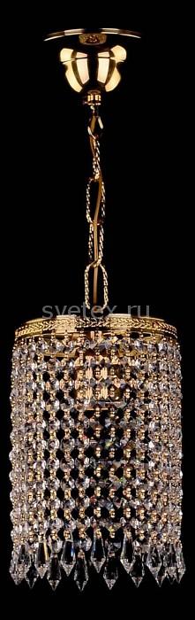 Фото Подвесной светильник Bohemia Ivele Crystal 1920 1920/15/G