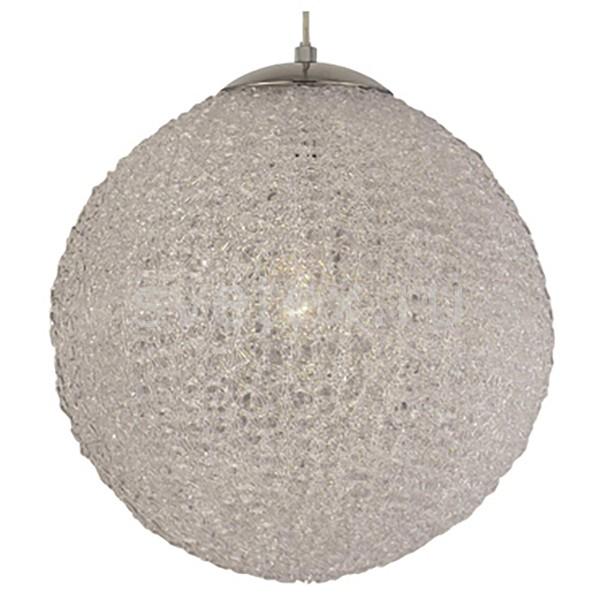 Подвесной светильник GloboСветодиодные<br>Артикул - GB_15822,Бренд - Globo (Австрия),Коллекция - Imizu,Гарантия, месяцы - 24,Время изготовления, дней - 1,Высота, мм - 1500,Диаметр, мм - 300,Размер упаковки, мм - 330x300x300,Тип лампы - компактная люминесцентная [КЛЛ] ИЛИнакаливания ИЛИсветодиодная [LED],Общее кол-во ламп - 1,Напряжение питания лампы, В - 220,Максимальная мощность лампы, Вт - 60,Лампы в комплекте - отсутствуют,Цвет плафонов и подвесок - неокрашенный,Тип поверхности плафонов - рельефный, прозрачный,Материал плафонов и подвесок - акрил,Цвет арматуры - хром,Тип поверхности арматуры - глянцевый,Материал арматуры - металл,Количество плафонов - 1,Возможность подлючения диммера - можно, если установить лампу накаливания,Тип цоколя лампы - E27,Класс электробезопасности - I,Степень пылевлагозащиты, IP - 20,Диапазон рабочих температур - комнатная температура<br>