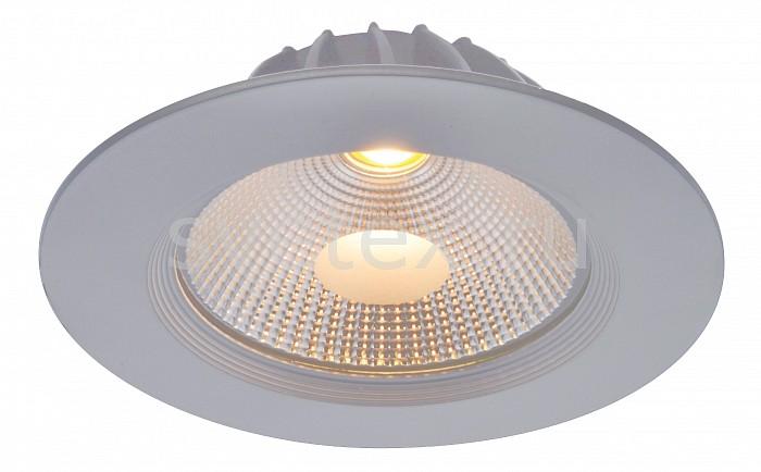 Фото Встраиваемый светильник Arte Lamp Uovo A2410PL-1WH