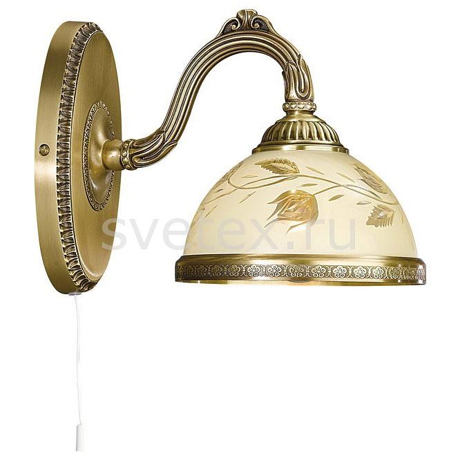 Бра Reccagni AngeloНастенные светильники<br>Артикул - RA_A_6208_1,Бренд - Reccagni Angelo (Италия),Коллекция - 6208,Гарантия, месяцы - 24,Высота, мм - 180,Выступ, мм - 250,Тип лампы - компактная люминесцентная [КЛЛ] ИЛИнакаливания ИЛИсветодиодная [LED],Общее кол-во ламп - 1,Напряжение питания лампы, В - 220,Максимальная мощность лампы, Вт - 60,Лампы в комплекте - отсутствуют,Цвет плафонов и подвесок - бежевый с рисунком,Тип поверхности плафонов - матовый,Материал плафонов и подвесок - стекло,Цвет арматуры - бронза состаренная,Тип поверхности арматуры - матовый, рельефный,Материал арматуры - латунь,Количество плафонов - 1,Наличие выключателя, диммера или пульта ДУ - выключатель шнуровой,Возможность подлючения диммера - можно, если установить лампу накаливания,Тип цоколя лампы - E27,Класс электробезопасности - I,Степень пылевлагозащиты, IP - 20,Диапазон рабочих температур - комнатная температура,Дополнительные параметры - способ крепления светильника на стене – на монтажной пластине, светильник предназначен для использования со скрытой проводкой<br>