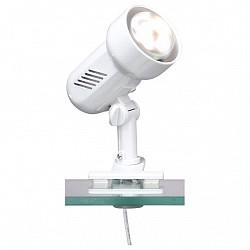 Настольная лампа GloboМеталлический плафон<br>Артикул - GB_5496,Бренд - Globo (Австрия),Коллекция - Basic,Гарантия, месяцы - 24,Высота, мм - 210,Диаметр, мм - 90,Размер упаковки, мм - 200x165x100,Тип лампы - компактная люминесцентная (КЛЛ) ИЛИнакаливания ИЛИсветодиодная (LED),Общее кол-во ламп - 1,Напряжение питания лампы, В - 220,Максимальная мощность лампы, Вт - 60,Лампы в комплекте - отсутствуют,Цвет плафонов и подвесок - белый,Тип поверхности плафонов - матовый,Материал плафонов и подвесок - металл,Цвет арматуры - белый,Тип поверхности арматуры - матовый,Материал арматуры - металл, полимер,Тип цоколя лампы - E27,Класс электробезопасности - II,Степень пылевлагозащиты, IP - 20,Диапазон рабочих температур - комнатная температура,Дополнительные параметры - поворотный светильник<br>
