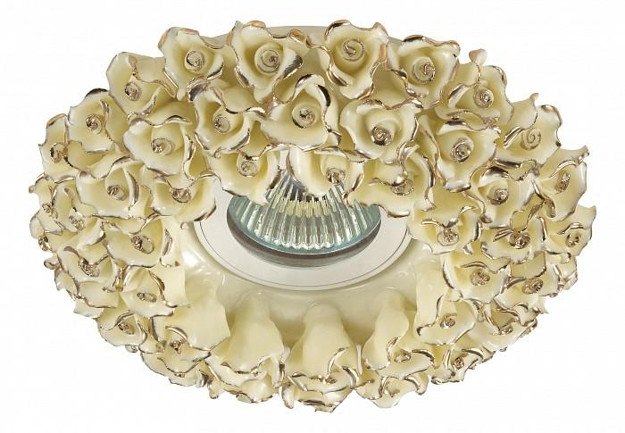 Встраиваемый светильник NovotechВстраиваемые светильники<br>Артикул - NV_370045,Бренд - Novotech (Венгрия),Коллекция - Farfor,Гарантия, месяцы - 24,Время изготовления, дней - 1,Глубина, мм - 20,Диаметр, мм - 140,Размер врезного отверстия, мм - 70,Тип лампы - галогеновая ИЛИсветодиодная [LED],Общее кол-во ламп - 1,Напряжение питания лампы, В - 12,Максимальная мощность лампы, Вт - 50,Лампы в комплекте - отсутствуют,Цвет арматуры - желтый, золото,Тип поверхности арматуры - глянцевый, рельефный,Материал арматуры - фарфор,Необходимые компоненты - трансформатор 12В,Компоненты, входящие в комплект - нет,Форма и тип колбы - полусферическая с рефлектором,Тип цоколя лампы - GX5.3,Класс электробезопасности - III,Напряжение питания, В - 220,Степень пылевлагозащиты, IP - 20,Диапазон рабочих температур - комнатная температура,Дополнительные параметры - ручная роспись, золотое декоративное покрытие, 17% натурального золота в составе покрытия<br>