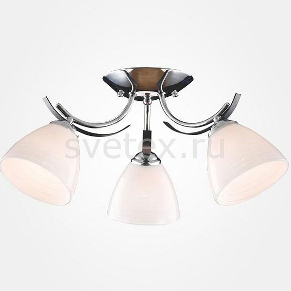 Потолочная люстра ОптимаЛюстры<br>Артикул - EV_78343,Бренд - Оптима (Китай),Коллекция - 30103,Гарантия, месяцы - 24,Высота, мм - 250,Диаметр, мм - 500,Тип лампы - компактная люминесцентная [КЛЛ] ИЛИнакаливания ИЛИсветодиодная [LED],Общее кол-во ламп - 3,Напряжение питания лампы, В - 220,Максимальная мощность лампы, Вт - 60,Лампы в комплекте - отсутствуют,Цвет плафонов и подвесок - белый,Тип поверхности плафонов - матовый,Материал плафонов и подвесок - стекло,Цвет арматуры - венге, хром,Тип поверхности арматуры - глянцевый, матовый,Материал арматуры - металл,Количество плафонов - 3,Возможность подлючения диммера - можно, если установить лампу накаливания,Тип цоколя лампы - E27,Класс электробезопасности - I,Общая мощность, Вт - 180,Степень пылевлагозащиты, IP - 20,Диапазон рабочих температур - комнатная температура,Дополнительные параметры - способ крепления светильника к потолку - на монтажной пластине<br>
