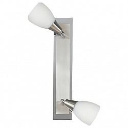 Бра GloboБолее 1 лампы<br>Артикул - GB_5450-2,Бренд - Globo (Австрия),Коллекция - Frank,Гарантия, месяцы - 24,Время изготовления, дней - 1,Высота, мм - 345,Размер упаковки, мм - 355x125x95,Тип лампы - компактная люминесцентная [КЛЛ] ИЛИнакаливания ИЛИсветодиодная [LED],Общее кол-во ламп - 2,Напряжение питания лампы, В - 220,Максимальная мощность лампы, Вт - 40,Лампы в комплекте - отсутствуют,Цвет плафонов и подвесок - опал,Тип поверхности плафонов - матовый,Материал плафонов и подвесок - стекло,Цвет арматуры - никель, хром,Тип поверхности арматуры - глянцевый,Материал арматуры - металл,Возможность подлючения диммера - можно, если установить лампу накаливания,Тип цоколя лампы - E14,Класс электробезопасности - I,Общая мощность, Вт - 80,Степень пылевлагозащиты, IP - 20,Диапазон рабочих температур - комнатная температура,Дополнительные параметры - светильник предназначен для использования со скрытой проводкой<br>