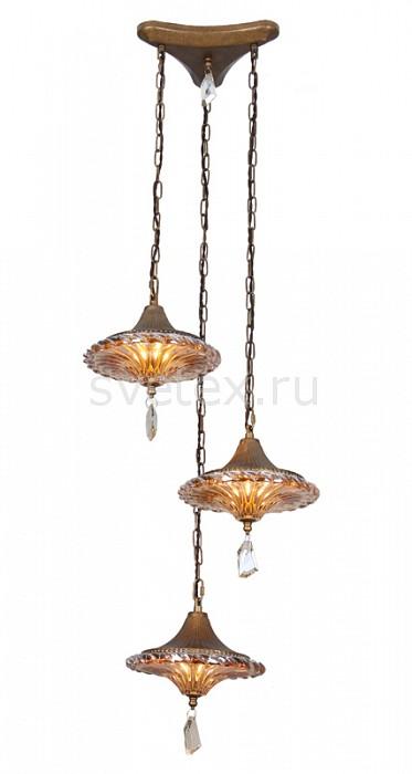 Фото Подвесной светильник Favourite Murano 1217-3P