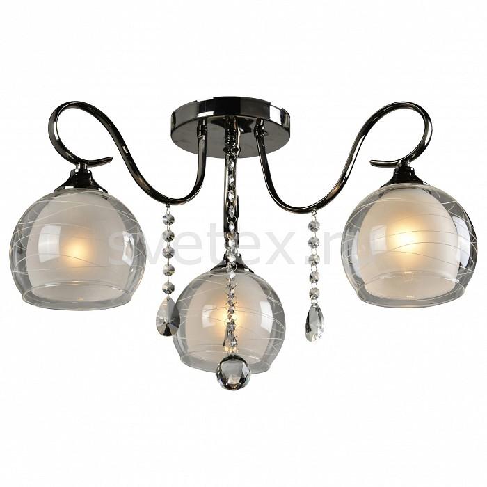 Потолочная люстра IDLampЛюстры<br>Артикул - ID_877_3PF-Darkchrome,Бренд - IDLamp (Италия),Коллекция - 877,Гарантия, месяцы - 24,Время изготовления, дней - 1,Высота, мм - 350,Диаметр, мм - 570,Тип лампы - компактная люминесцентная [КЛЛ] ИЛИнакаливания ИЛИсветодиодная [LED],Общее кол-во ламп - 3,Напряжение питания лампы, В - 220,Максимальная мощность лампы, Вт - 60,Лампы в комплекте - отсутствуют,Цвет плафонов и подвесок - белый, неокрашенный, неокрашенный с рисунком,Тип поверхности плафонов - матовый, прозрачный,Материал плафонов и подвесок - стекло,Цвет арматуры - хром черненный,Тип поверхности арматуры - глянцевый,Материал арматуры - металл,Количество плафонов - 3,Возможность подлючения диммера - можно, если установить лампу накаливания,Тип цоколя лампы - E27,Общая мощность, Вт - 180,Степень пылевлагозащиты, IP - 20,Диапазон рабочих температур - комнатная температура<br>