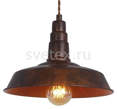 Подвесной светильник MaytoniДля кухни<br>Артикул - MY_T023-11-R,Бренд - Maytoni (Германия),Коллекция - Campane,Гарантия, месяцы - 24,Высота, мм - 1493-2733,Диаметр, мм - 360,Тип лампы - компактная люминесцентная [КЛЛ] ИЛИнакаливания ИЛИсветодиодная [LED],Общее кол-во ламп - 1,Напряжение питания лампы, В - 220,Максимальная мощность лампы, Вт - 60,Лампы в комплекте - отсутствуют,Цвет плафонов и подвесок - коричневый,Тип поверхности плафонов - матовый,Материал плафонов и подвесок - металл,Цвет арматуры - коричневый,Тип поверхности арматуры - матовый,Материал арматуры - металл,Количество плафонов - 1,Возможность подлючения диммера - можно, если установить лампу накаливания,Тип цоколя лампы - E27,Класс электробезопасности - I,Степень пылевлагозащиты, IP - 20,Диапазон рабочих температур - комнатная температура,Дополнительные параметры - способ крепления светильника к потолку - на монтажной пластине, регулируется по высоте<br>