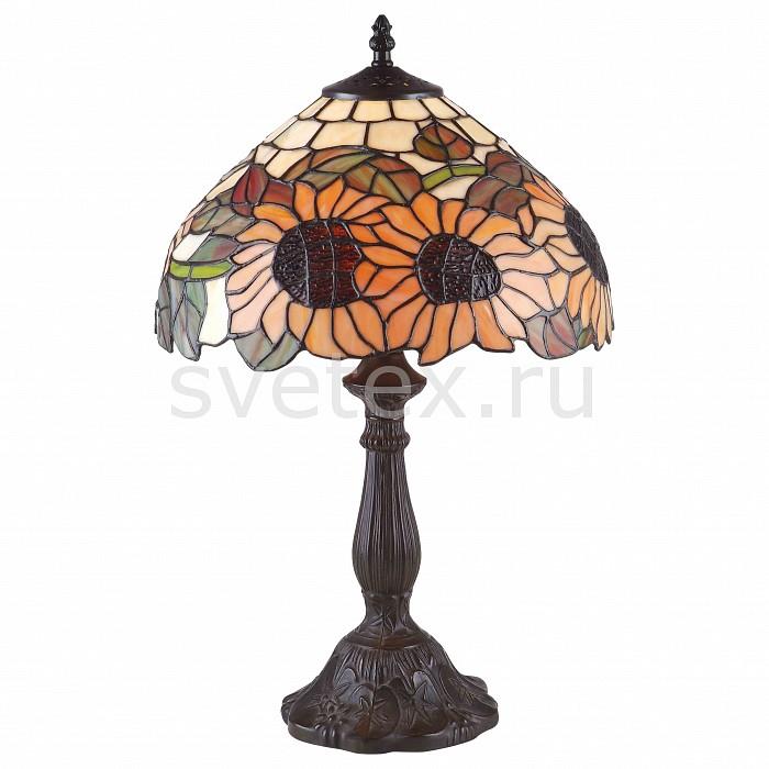 Фото Настольная лампа Arte Lamp E27 220В 60Вт Sunflower A1218LT-1BG