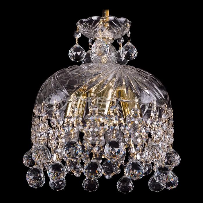 Фото Подвесной светильник Bohemia Ivele Crystal 7711 7711/25/G/Balls