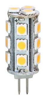 Фото Лампа светодиодная Feron G4 12В 3Вт 2700 K LB-403 25210