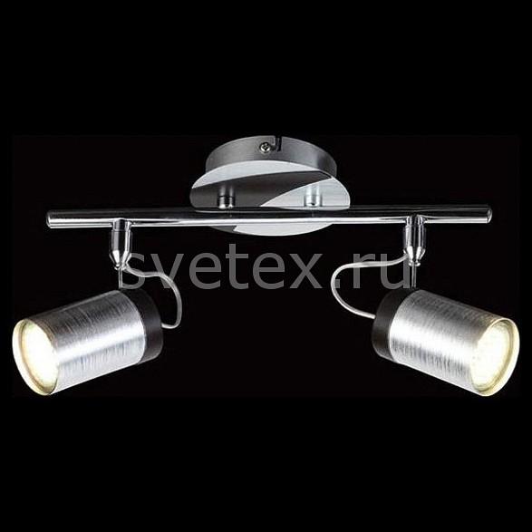 Спот EurosvetСпоты<br>Артикул - EV_77277,Бренд - Eurosvet (Китай),Коллекция - Гефест,Гарантия, месяцы - 24,Длина, мм - 276,Ширина, мм - 70,Выступ, мм - 133,Тип лампы - галогеновая ИЛИсветодиодная [LED],Общее кол-во ламп - 2,Напряжение питания лампы, В - 220,Максимальная мощность лампы, Вт - 50,Лампы в комплекте - отсутствуют,Цвет плафонов и подвесок - хром, черный,Тип поверхности плафонов - глянцевый, матовый,Материал плафонов и подвесок - металл,Цвет арматуры - хром,Тип поверхности арматуры - глянцевый,Материал арматуры - металл,Количество плафонов - 2,Возможность подлючения диммера - можно, если установить галогеновую лампу,Форма и тип колбы - полусферическая с рефлектором,Тип цоколя лампы - GU5.3,Класс электробезопасности - I,Общая мощность, Вт - 100,Степень пылевлагозащиты, IP - 20,Диапазон рабочих температур - комнатная температура,Дополнительные параметры - поворотный светильник<br>