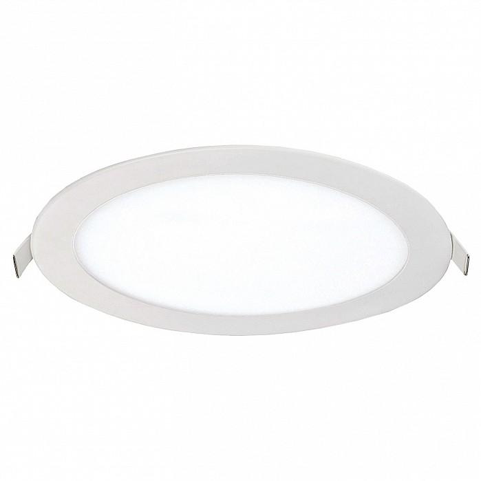 Встраиваемый светильник FavouriteКруглые<br>Артикул - FV_1341-24C,Бренд - Favourite (Германия),Коллекция - Flashled,Гарантия, месяцы - 24,Глубина, мм - 14,Диаметр, мм - 300,Размер врезного отверстия, мм - 280,Тип лампы - светодиодная [LED],Общее кол-во ламп - 24,Напряжение питания лампы, В - 220,Максимальная мощность лампы, Вт - 1,Цвет лампы - белый,Лампы в комплекте - светодиодные [LED],Цвет плафонов и подвесок - белый,Тип поверхности плафонов - матовый,Материал плафонов и подвесок - акрил,Цвет арматуры - белый,Тип поверхности арматуры - матовый,Материал арматуры - металл,Количество плафонов - 1,Возможность подлючения диммера - нельзя,Цветовая температура, K - 4000 K,Экономичнее лампы накаливания - в 15 раз,Класс электробезопасности - I,Общая мощность, Вт - 24,Степень пылевлагозащиты, IP - 20,Диапазон рабочих температур - комнатная температура<br>