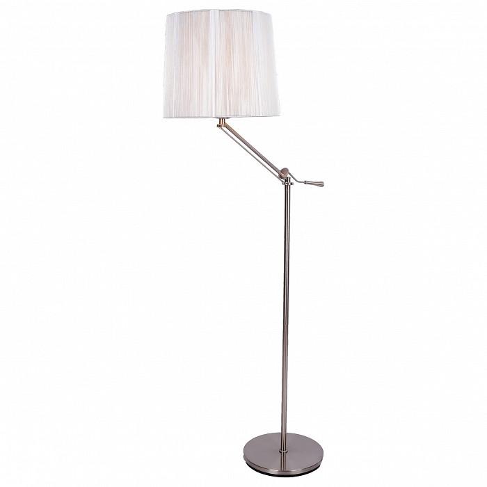 Торшер Kink LightС абажуром<br>Артикул - KL_08047.16,Бренд - Kink Light (Китай),Коллекция - Альфаси,Гарантия, месяцы - 12,Высота, мм - 1500,Выступ, мм - 600,Размер упаковки, мм - 380x350x90,Тип лампы - компактная люминесцентная [КЛЛ] ИЛИнакаливания ИЛИсветодиодная [LED],Общее кол-во ламп - 1,Напряжение питания лампы, В - 220,Максимальная мощность лампы, Вт - 40,Лампы в комплекте - отсутствуют,Цвет плафонов и подвесок - серебро,Тип поверхности плафонов - матовый,Материал плафонов и подвесок - акрил,Цвет арматуры - никель,Тип поверхности арматуры - глянцевый,Материал арматуры - металл, мрамор,Количество плафонов - 1,Наличие выключателя, диммера или пульта ДУ - ножной выключатель,Компоненты, входящие в комплект - провод электропитания с вилкой без заземления,Тип цоколя лампы - E27,Класс электробезопасности - II,Степень пылевлагозащиты, IP - 20,Диапазон рабочих температур - комнатная температура,Дополнительные параметры - регулируется выступ<br>