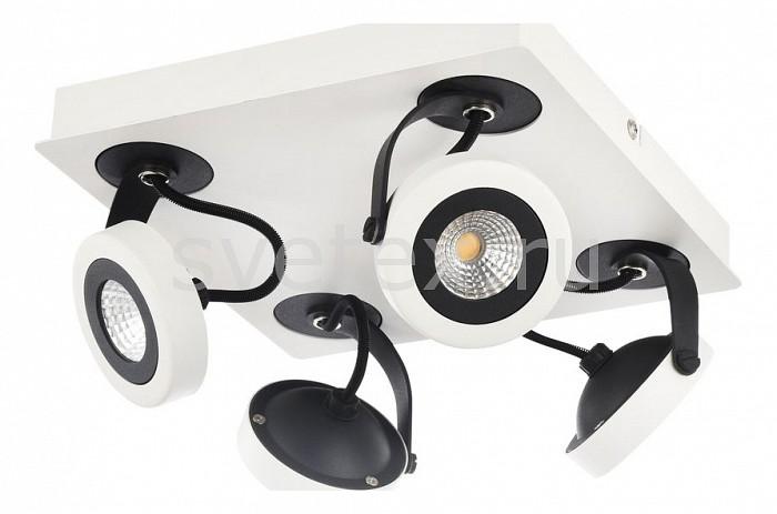 Спот MaytoniКвадратные<br>Артикул - MY_ECO161-04-W,Бренд - Maytoni (Германия),Коллекция - Magnetar 1,Гарантия, месяцы - 24,Длина, мм - 210,Ширина, мм - 210,Выступ, мм - 94,Тип лампы - светодиодная [LED],Общее кол-во ламп - 4,Напряжение питания лампы, В - 220,Максимальная мощность лампы, Вт - 5,Цвет лампы - белый,Лампы в комплекте - светодиодные [LED],Цвет плафонов и подвесок - белый, черный,Тип поверхности плафонов - матовый,Материал плафонов и подвесок - металл,Цвет арматуры - белый, черный,Тип поверхности арматуры - матовый,Материал арматуры - металл,Количество плафонов - 4,Возможность подлючения диммера - нельзя,Цветовая температура, K - 4000 K,Световой поток, лм - 400,Экономичнее лампы накаливания - В 2, 1 раза,Светоотдача, лм/Вт - 20,Класс электробезопасности - I,Общая мощность, Вт - 20,Степень пылевлагозащиты, IP - 20,Диапазон рабочих температур - комнатная температура,Дополнительные параметры - поворотный светильник<br>