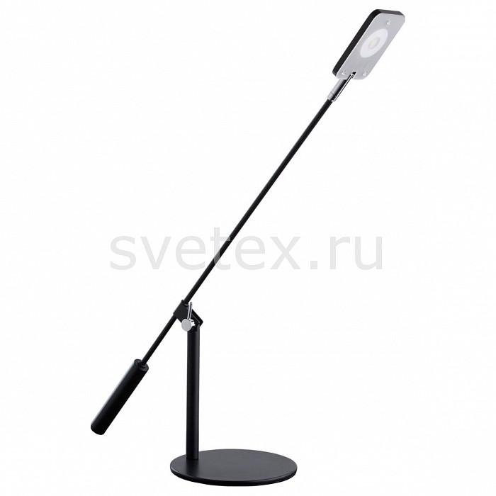Настольная лампа MW-LightПолимерные<br>Артикул - MW_631033701,Бренд - MW-Light (Германия),Коллекция - Ракурс 8,Гарантия, месяцы - 24,Время изготовления, дней - 1,Ширина, мм - 160,Высота, мм - 600,Выступ, мм - 700,Диаметр, мм - 160,Тип лампы - светодиодная [LED],Общее кол-во ламп - 1,Напряжение питания лампы, В - 10,Максимальная мощность лампы, Вт - 5,Цвет лампы - белый теплый,Лампы в комплекте - светодиодная [LED],Цвет плафонов и подвесок - черный,Тип поверхности плафонов - матовый,Материал плафонов и подвесок - акрил, металл,Цвет арматуры - черный,Тип поверхности арматуры - матовый,Материал арматуры - металл,Количество плафонов - 1,Наличие выключателя, диммера или пульта ДУ - выключатель,Компоненты, входящие в комплект - провод электропитания с вилкой без заземления, блок питания 10В,Цветовая температура, K - 3000 K,Световой поток, лм - 400,Экономичнее лампы накаливания - в 8.4 раза,Светоотдача, лм/Вт - 80,Класс электробезопасности - II,Напряжение питания, В - 220,Степень пылевлагозащиты, IP - 20,Диапазон рабочих температур - комнатная температура<br>