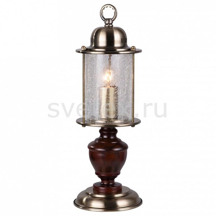 Настольная лампа ST-LuceДеревянные<br>Артикул - SL150.304.01,Бренд - ST-Luce (Италия),Коллекция - Volantino,Гарантия, месяцы - 24,Высота, мм - 420,Диаметр, мм - 150,Размер упаковки, мм - 870x340x620,Тип лампы - компактная люминесцентная [КЛЛ] ИЛИнакаливания ИЛИсветодиодная [LED],Общее кол-во ламп - 1,Напряжение питания лампы, В - 220,Максимальная мощность лампы, Вт - 60,Лампы в комплекте - отсутствуют,Цвет плафонов и подвесок - неокрашенный,Тип поверхности плафонов - прозрачный,Материал плафонов и подвесок - стекло,Цвет арматуры - бронза, коричневый,Тип поверхности арматуры - матовый,Материал арматуры - дерево, металл,Количество плафонов - 1,Наличие выключателя, диммера или пульта ДУ - выключатель,Компоненты, входящие в комплект - провод электропитания с вилкой без заземления,Тип цоколя лампы - E27,Класс электробезопасности - II,Степень пылевлагозащиты, IP - 20,Диапазон рабочих температур - комнатная температура,Дополнительные параметры - стиль кантри<br>