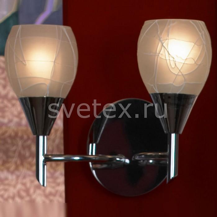 Бра LussoleНастенные светильники<br>Артикул - LSF-1801-02,Бренд - Lussole (Италия),Коллекция - Suno,Гарантия, месяцы - 24,Время изготовления, дней - 1,Ширина, мм - 270,Высота, мм - 200,Выступ, мм - 150,Тип лампы - компактная люминесцентная [КЛЛ] ИЛИнакаливания ИЛИсветодиодная [LED],Общее кол-во ламп - 2,Напряжение питания лампы, В - 220,Максимальная мощность лампы, Вт - 40,Лампы в комплекте - отсутствуют,Цвет плафонов и подвесок - белый с рисунком,Тип поверхности плафонов - матовый, рельефный,Материал плафонов и подвесок - стекло,Цвет арматуры - хром,Тип поверхности арматуры - глянцевый,Материал арматуры - металл,Количество плафонов - 2,Возможность подлючения диммера - можно, если установить лампу накаливания,Тип цоколя лампы - E14,Класс электробезопасности - I,Общая мощность, Вт - 80,Степень пылевлагозащиты, IP - 20,Диапазон рабочих температур - комнатная температура,Дополнительные параметры - светильник предназначен для использования со скрытой проводкой<br>