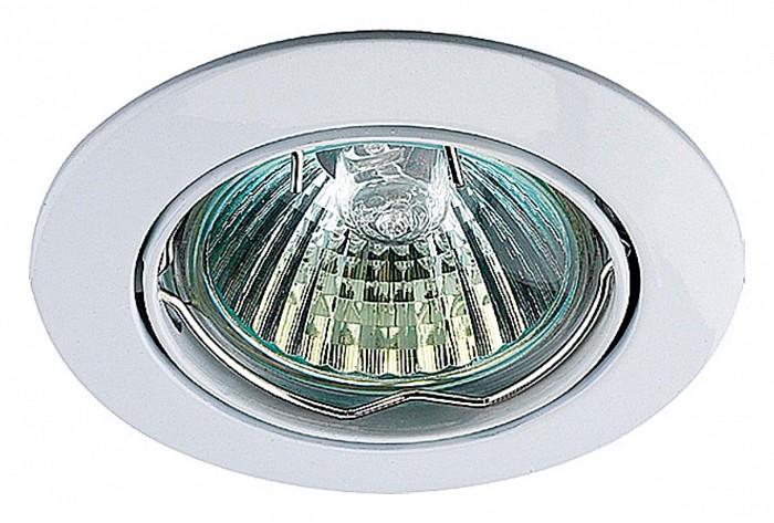 Фото Встраиваемый светильник Novotech Crown 369100