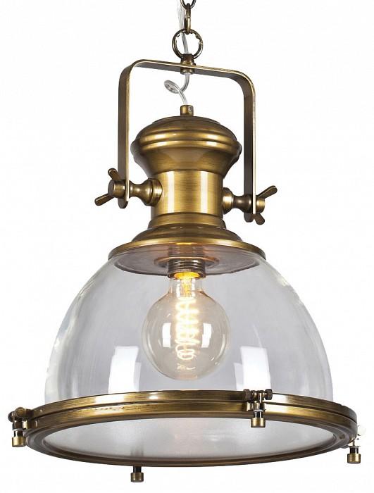 Подвесной светильник LussoleСветодиодные<br>Артикул - LSP-9611,Бренд - Lussole (Италия),Коллекция - Loft,Гарантия, месяцы - 24,Время изготовления, дней - 1,Высота, мм - 900,Диаметр, мм - 400,Тип лампы - компактная люминесцентная [КЛЛ] ИЛИнакаливания ИЛИсветодиодная [LED],Общее кол-во ламп - 1,Напряжение питания лампы, В - 220,Максимальная мощность лампы, Вт - 60,Лампы в комплекте - отсутствуют,Цвет плафонов и подвесок - неокрашенный,Тип поверхности плафонов - прозрачный,Материал плафонов и подвесок - стекло,Цвет арматуры - бронза,Тип поверхности арматуры - глянцевый,Материал арматуры - металл,Количество плафонов - 1,Возможность подлючения диммера - можно, если установить лампу накаливания,Форма и тип колбы - сферическая,Тип цоколя лампы - E27,Класс электробезопасности - I,Степень пылевлагозащиты, IP - 20,Диапазон рабочих температур - комнатная температура,Дополнительные параметры - стиль Кантри<br>