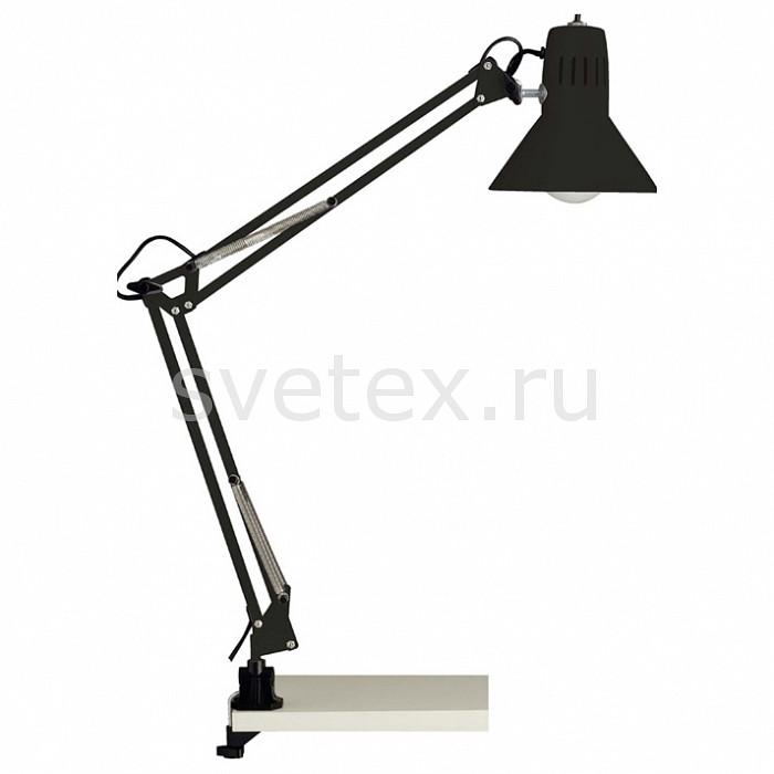 Фото Настольная лампа Brilliant E27 220В 40Вт Hobby 10802/06