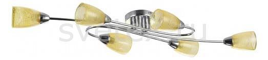 Потолочная люстра FreyaЛюстры<br>Артикул - MY_FR104-06-YE,Бренд - Freya (Германия),Коллекция - Flash,Гарантия, месяцы - 24,Длина, мм - 980,Ширина, мм - 335,Высота, мм - 130,Тип лампы - компактная люминесцентная [КЛЛ] ИЛИнакаливания ИЛИсветодиодная  [LED],Общее кол-во ламп - 6,Напряжение питания лампы, В - 220,Максимальная мощность лампы, Вт - 40,Лампы в комплекте - отсутствуют,Цвет плафонов и подвесок - желтый,Тип поверхности плафонов - прозрачный,Материал плафонов и подвесок - стекло,Цвет арматуры - хром,Тип поверхности арматуры - глянцевый,Материал арматуры - металл,Количество плафонов - 6,Возможность подлючения диммера - можно, если установить лампу накаливания,Тип цоколя лампы - E14,Класс электробезопасности - I,Общая мощность, Вт - 240,Степень пылевлагозащиты, IP - 20,Диапазон рабочих температур - комнатная температура,Дополнительные параметры - способ крепления светильника к потолку - на монтажной пластине<br>