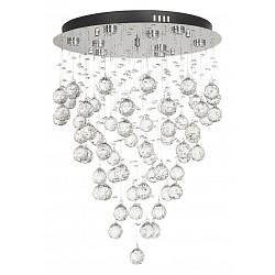 Накладной светильник Arti LampadariНакладные светильники<br>Артикул - AL_Flusso_L_1.4.45.601_N,Бренд - Arti Lampadari (Италия),Коллекция - Flusso,Гарантия, месяцы - 24,Высота, мм - 780,Диаметр, мм - 450,Тип лампы - светодиодная [LED],Общее кол-во ламп - 6,Максимальная мощность лампы, Вт - 3.5,Лампы в комплекте - светодиодные [LED],Цвет плафонов и подвесок - неокрашенный,Тип поверхности плафонов - прозрачный,Материал плафонов и подвесок - хрусталь,Цвет арматуры - никель,Тип поверхности арматуры - глянцевый,Материал арматуры - металл,Класс электробезопасности - I,Общая мощность, Вт - 21,Степень пылевлагозащиты, IP - 20,Диапазон рабочих температур - комнатная температура,Дополнительные параметры - способ крепления к потолку - на монтажной пластине<br>