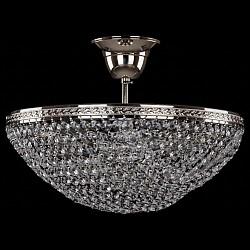 Люстра на штанге Bohemia Ivele CrystalНе более 4 ламп<br>Артикул - BI_1932_35Z_Ni,Бренд - Bohemia Ivele Crystal (Чехия),Коллекция - 1932,Гарантия, месяцы - 12,Высота, мм - 300,Диаметр, мм - 350,Размер упаковки, мм - 450x450x200,Тип лампы - компактная люминесцентная [КЛЛ] ИЛИнакаливания ИЛИсветодиодная [LED],Общее кол-во ламп - 4,Напряжение питания лампы, В - 220,Максимальная мощность лампы, Вт - 40,Лампы в комплекте - отсутствуют,Цвет плафонов и подвесок - неокрашенный,Тип поверхности плафонов - прозрачный,Материал плафонов и подвесок - хрусталь,Цвет арматуры - никель,Тип поверхности арматуры - глянцевый, рельефный,Материал арматуры - металл,Возможность подлючения диммера - можно, если установить лампу накаливания,Тип цоколя лампы - E14,Класс электробезопасности - I,Общая мощность, Вт - 160,Степень пылевлагозащиты, IP - 20,Диапазон рабочих температур - комнатная температура,Дополнительные параметры - способ крепления светильника к потолку – на крюке<br>
