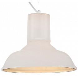 Подвесной светильник ST-LuceБарные<br>Артикул - SL339.503.01,Бренд - ST-Luce (Китай),Коллекция - SL339,Гарантия, месяцы - 24,Время изготовления, дней - 1,Высота, мм - 200-1100,Диаметр, мм - 280,Размер упаковки, мм - 365х365х340,Тип лампы - компактная люминесцентная [КЛЛ] ИЛИнакаливания ИЛИсветодиодная [LED],Общее кол-во ламп - 1,Напряжение питания лампы, В - 220,Максимальная мощность лампы, Вт - 60,Лампы в комплекте - отсутствуют,Цвет плафонов и подвесок - белый,Тип поверхности плафонов - матовый,Материал плафонов и подвесок - металл,Цвет арматуры - белый,Тип поверхности арматуры - матовый,Материал арматуры - металл,Возможность подлючения диммера - можно, если установить лампу накаливания,Тип цоколя лампы - E27,Класс электробезопасности - I,Степень пылевлагозащиты, IP - 20,Диапазон рабочих температур - комнатная температура,Дополнительные параметры - регулируется по высоте,  способ крепления светильника к потолку – на монтажной пластине<br>