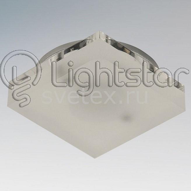 Фото Встраиваемый светильник Lightstar Leddy 011710