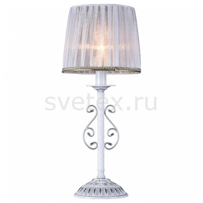 Фото Настольная лампа Maytoni Sunrise ARM290-11-W