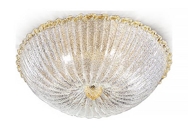 Накладной светильник Renzo del VentisettoКруглые<br>Артикул - RE_13825.5_PL,Бренд - Renzo del Ventisetto (Италия),Коллекция - 13825,Гарантия, месяцы - 24,Высота, мм - 150,Диаметр, мм - 500,Тип лампы - компактная люминесцентная [КЛЛ] ИЛИнакаливания ИЛИсветодиодная  [LED],Общее кол-во ламп - 5,Напряжение питания лампы, В - 220,Максимальная мощность лампы, Вт - 42,Лампы в комплекте - отсутствуют,Цвет плафонов и подвесок - неокрашенный,Тип поверхности плафонов - прозрачный,Материал плафонов и подвесок - стекло,Цвет арматуры - золото,Тип поверхности арматуры - металлик,Материал арматуры - металл,Количество плафонов - 1,Возможность подлючения диммера - можно, если установить лампу накаливания,Тип цоколя лампы - E27,Класс электробезопасности - I,Общая мощность, Вт - 210,Степень пылевлагозащиты, IP - 20,Диапазон рабочих температур - комнатная температура,Дополнительные параметры - способ крепления светильника к потолку - на монтажной пластине<br>
