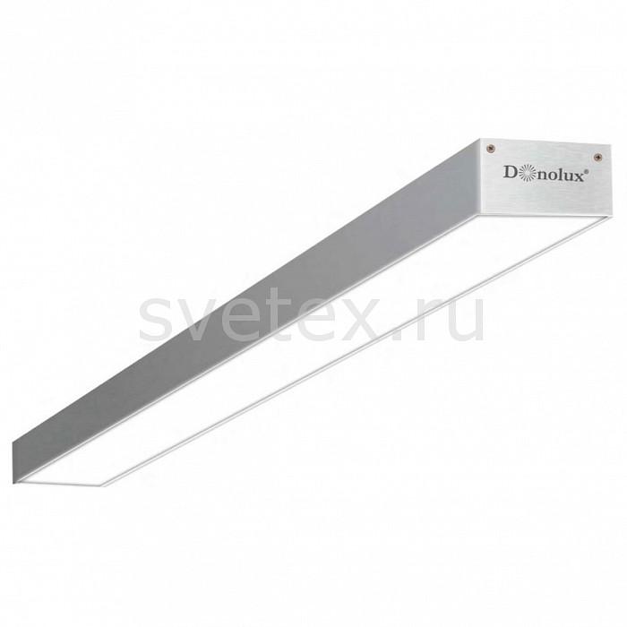 Накладной светильник DonoluxМодульные<br>Артикул - do_dl18513c150ww60,Бренд - Donolux (Китай),Коллекция - 1851,Гарантия, месяцы - 24,Длина, мм - 1500,Ширина, мм - 75,Выступ, мм - 35,Тип лампы - светодиодная [LED],Общее кол-во ламп - 1,Напряжение питания лампы, В - 220,Максимальная мощность лампы, Вт - 57.6,Цвет лампы - белый теплый,Лампы в комплекте - светодиодная [LED],Цвет плафонов и подвесок - белый,Тип поверхности плафонов - матовый,Материал плафонов и подвесок - полимер,Цвет арматуры - серый,Тип поверхности арматуры - матовый,Материал арматуры - металл,Количество плафонов - 1,Цветовая температура, K - 3000 K,Световой поток, лм - 3960,Экономичнее лампы накаливания - в 4.3 раза,Светоотдача, лм/Вт - 69,Класс электробезопасности - I,Степень пылевлагозащиты, IP - 20,Диапазон рабочих температур - комнатная температура<br>