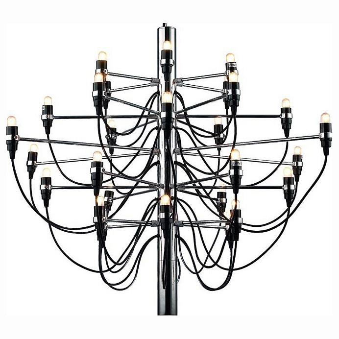 Подвесная люстра DivinareЛюстры Италия, Китай<br>Артикул - DV_8030_02_LM-30,Бренд - Divinare (Италия),Коллекция - Molto,Гарантия, месяцы - 24,Высота, мм - 720-1720,Диаметр, мм - 860,Тип лампы - компактная люминесцентная [КЛЛ] ИЛИ светодиодная [LED],Общее кол-во ламп - 30,Напряжение питания лампы, В - 220,Максимальная мощность лампы, Вт - 15,Лампы в комплекте - отсутствуют,Цвет арматуры - хром,Тип поверхности арматуры - глянцевый,Материал арматуры - металл,Возможность подлючения диммера - нельзя,Тип цоколя лампы - E14,Класс электробезопасности - I,Общая мощность, Вт - 450,Степень пылевлагозащиты, IP - 20,Диапазон рабочих температур - комнатная температура,Дополнительные параметры - способ крепления светильника к потолку - на монтажной пластине, регулируется по высоте<br>