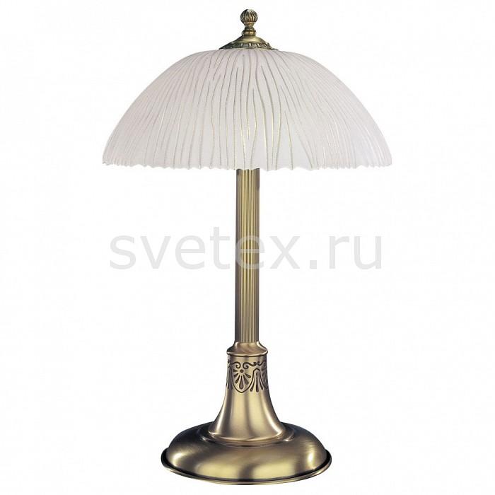 Настольная лампа Reccagni AngeloСветильники<br>Артикул - RA_P_5650_G,Бренд - Reccagni Angelo (Италия),Коллекция - 5650,Гарантия, месяцы - 24,Высота, мм - 560,Диаметр, мм - 380,Тип лампы - компактная люминесцентная [КЛЛ] ИЛИнакаливания ИЛИсветодиодная [LED],Общее кол-во ламп - 2,Напряжение питания лампы, В - 220,Максимальная мощность лампы, Вт - 60,Лампы в комплекте - отсутствуют,Цвет плафонов и подвесок - белый с рисунком,Тип поверхности плафонов - матовый,Материал плафонов и подвесок - стекло,Цвет арматуры - бронза состаренная,Тип поверхности арматуры - матовый, рельефный,Материал арматуры - латунь,Количество плафонов - 1,Наличие выключателя, диммера или пульта ДУ - выключатель на проводе,Компоненты, входящие в комплект - провод электропитания с вилкой без заземления,Тип цоколя лампы - E27,Класс электробезопасности - II,Общая мощность, Вт - 120,Степень пылевлагозащиты, IP - 20,Диапазон рабочих температур - комнатная температура<br>
