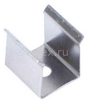 Соединитель Donoluxкомплектующие для люстр<br>Артикул - do_clips_18510,Бренд - Donolux (Китай),Коллекция - 1851,Гарантия, месяцы - 24,Цвет - хром,Материал - металл,Дополнительные параметры - клипса крепления к стене для профиля DL18510<br>