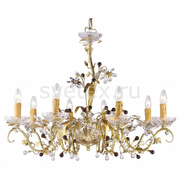 Фото Подвесная люстра Arte Lamp Palazzo A8933LM-8SG