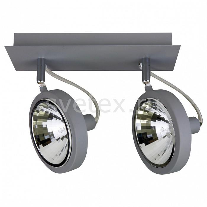 Спот LightstarСпоты<br>Артикул - LS_210329,Бренд - Lightstar (Италия),Коллекция - Varieta 9,Гарантия, месяцы - 24,Длина, мм - 230,Ширина, мм - 100,Выступ, мм - 200,Тип лампы - галогеновая ИЛИсветодиодная [LED],Общее кол-во ламп - 2,Напряжение питания лампы, В - 220,Максимальная мощность лампы, Вт - 40,Лампы в комплекте - отсутствуют,Цвет плафонов и подвесок - серый,Тип поверхности плафонов - матовый,Материал плафонов и подвесок - металл,Цвет арматуры - серый,Тип поверхности арматуры - матовый,Материал арматуры - металл,Количество плафонов - 2,Компоненты, входящие в комплект - рефлектор,Форма и тип колбы - пальчиковая,Тип цоколя лампы - G9,Класс электробезопасности - I,Общая мощность, Вт - 80,Степень пылевлагозащиты, IP - 20,Диапазон рабочих температур - комнатная температура,Дополнительные параметры - поворотный светильник<br>